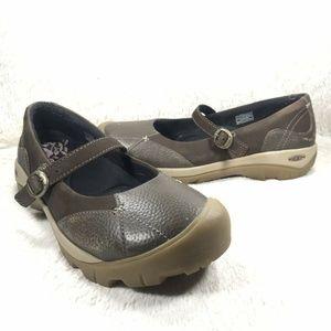 KEEN Presidio MJ Clogs Mary Jane Leather Size 11